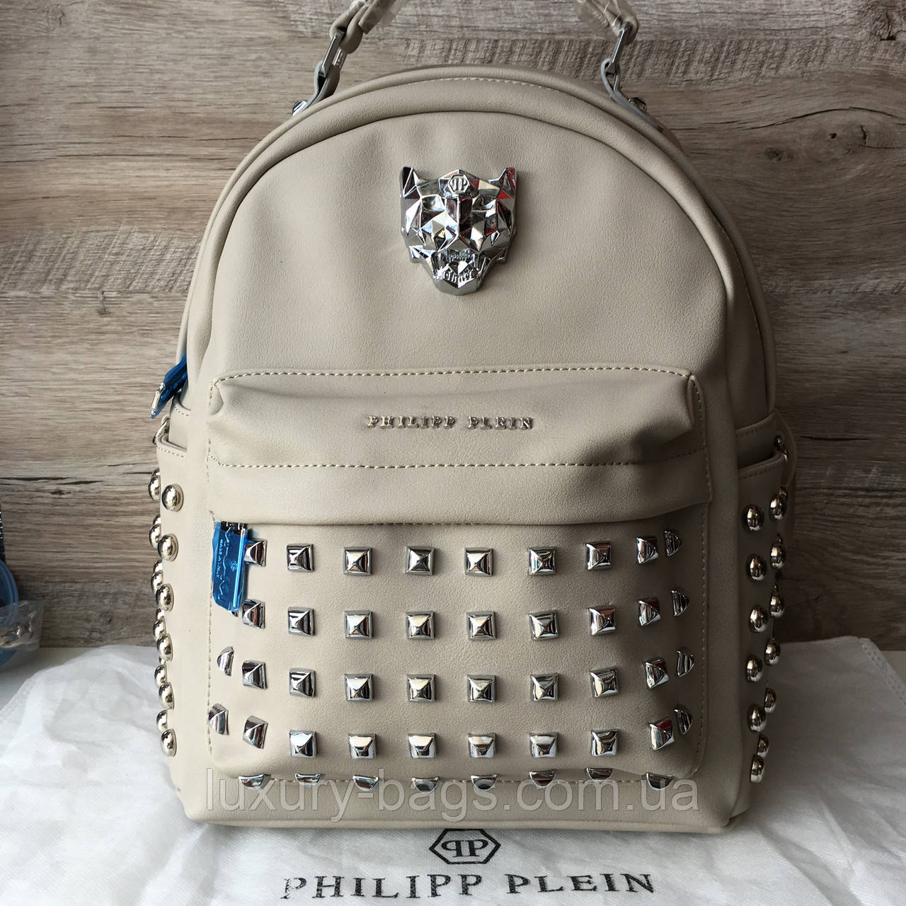 68d5131197c6 Женский рюкзак Philipp Plein, цена 1 267 грн., купить в Одессе — Prom.ua  (ID#636414714)