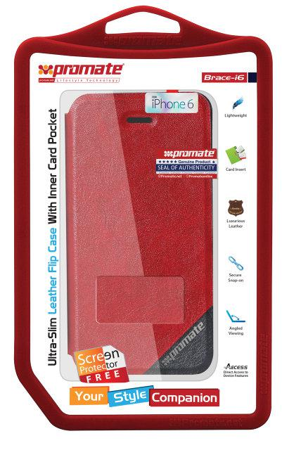 Чехол для iPhone Brace-i6 Red