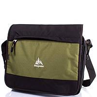 Сумка через плечо Onepolar Мужская сумка ONEPOLAR (ВАНПОЛАР) W5004-green