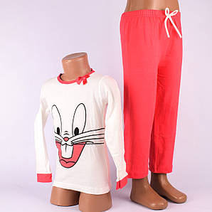 Детский комплект штаны+кофта для девочки Турция. Kids Angel C-821. Размер 3-5 лет.