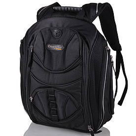 Рюкзак для ноутбука Onepolar Мужской рюкзак ONEPOLAR (ВАНПОЛАР) W1284-black