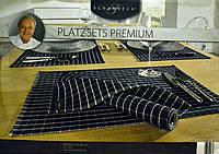 Премиум комплект тканевых салфеток для сервировки стола 15-118 Я