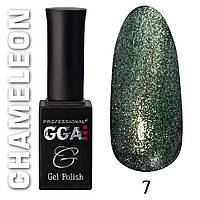 "Гель-лак GGA Professional ""Chameleon"" №7, 10ml"
