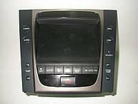 Монитор Lexus GS300/350 05-12 (Лексус ГС300)  (Оригинальный № 86111-30610)