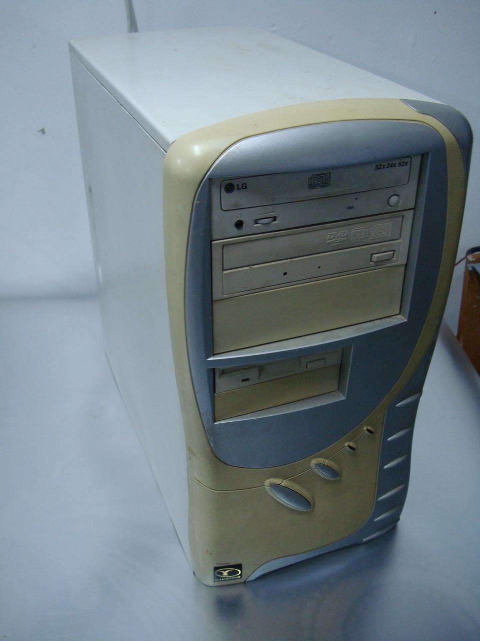 Недорогой компьютер на Intel Pentium 4 1,4GHz