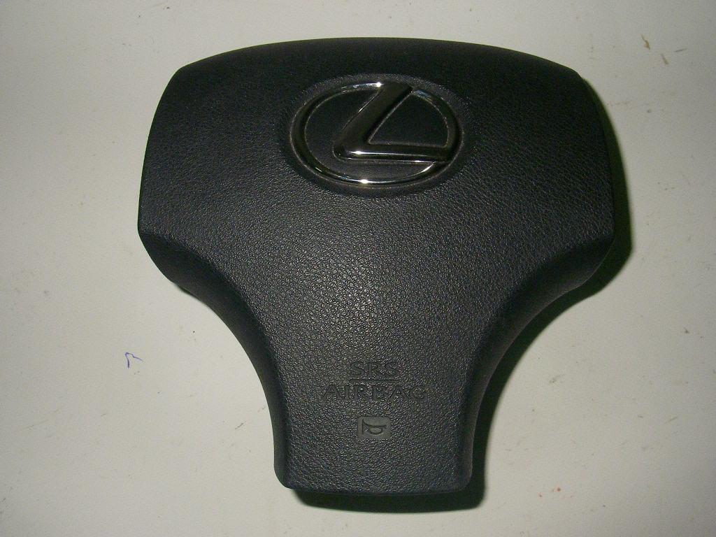 Подушка безопасности в руль Lexus IS (XE20) 05-12 (Лексус ИС)  4513053080C0