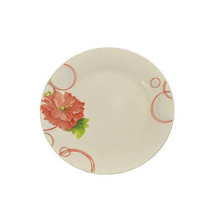 """Тарелка десертная 17,5 см """"Пион"""" , фото 2"""