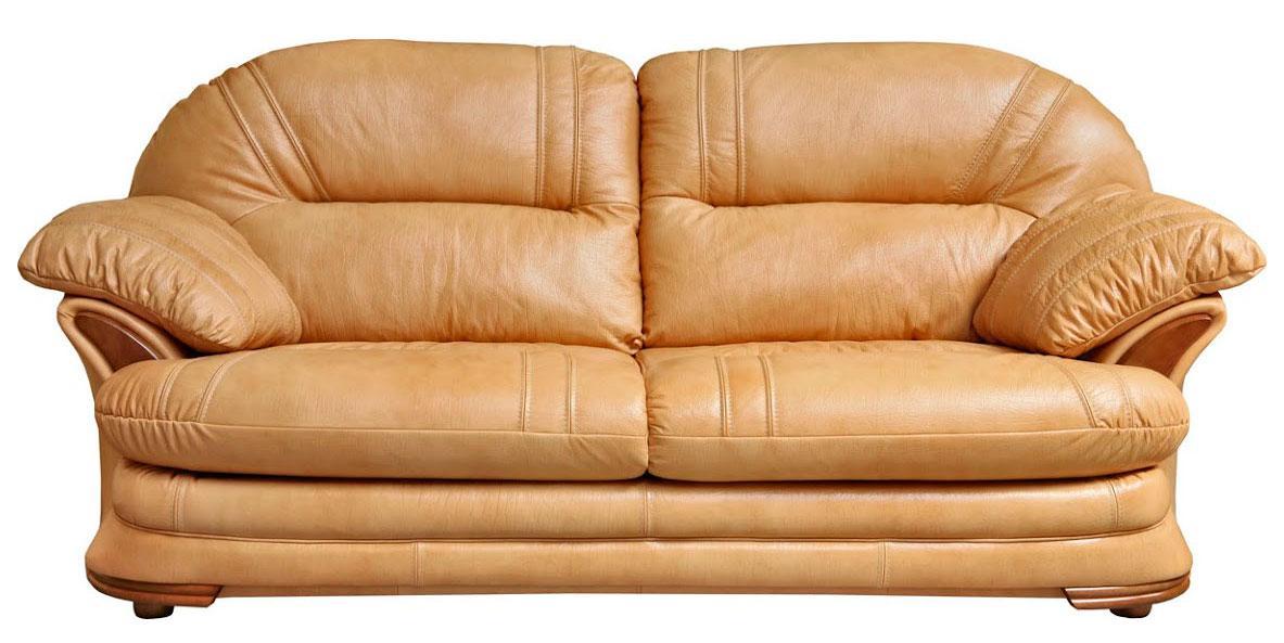 Стильний шкіряний диван Нью-Йорк