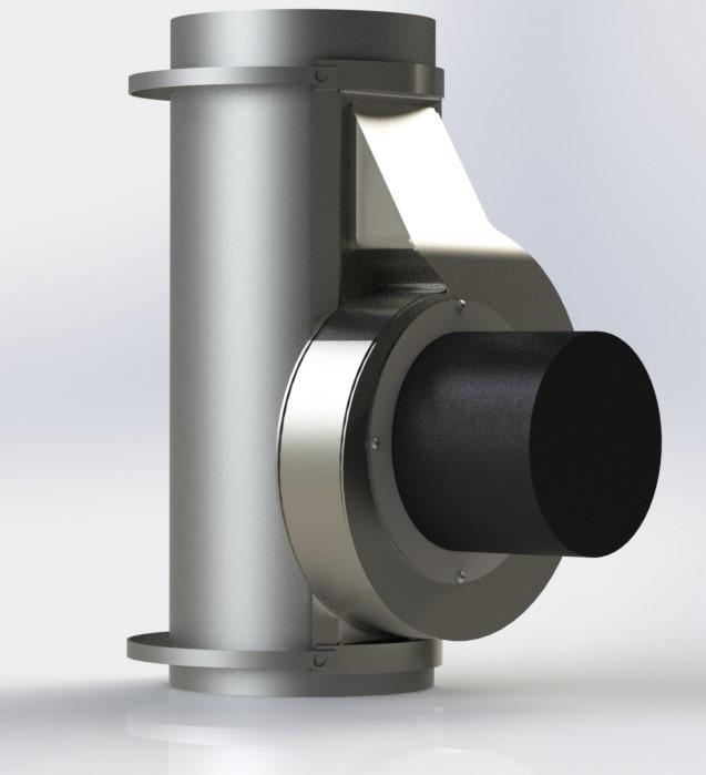 Димосос Exhauster H-0160 для котлів та димоходів (не регулюється)