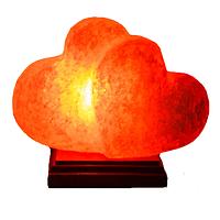 Биение сердец соляная лампа, светильник, ночник