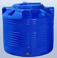Емкость вертикальная для воды Европласт 7500 л (двухслойная)