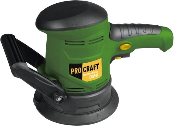 Эксцентриковая шлифмашина Pro-Craft EX850E