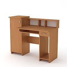 Стол Компьютерный ПИ-ПИ-2 АБС Компанит, фото 3