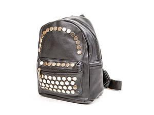 Рюкзак женский городской Michael Kors черный