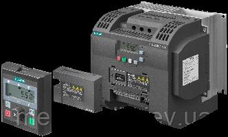 Переход преобразователей частоты Siemens с SINAMICS G110 на SINAMICS V20
