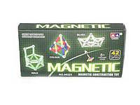 Конструктор Магнитный Magnetic Witka, 42 дет., 00323, 006609