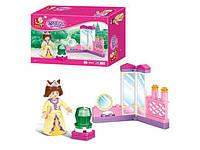 Конструктор SLUBAN Розовая мечта Апартаменты королевы, 29 дет., M38-B0237, 006586