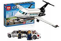 Конструктор Lepin Cities VIP сервис в аэропорту, 393 дет., 02044 (60102), 006516