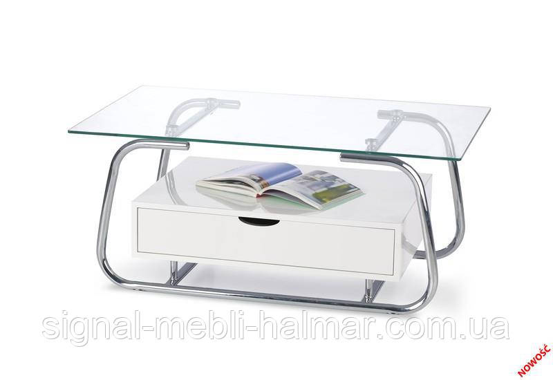 Стол EMU (прозрачный) (Halmar)