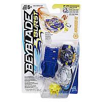 Игрушка волчокГоросудс пусковым механизмом Бейблэйд ВибухBeyblade Burst Starter Pack Horusood H2, фото 1