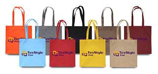 Эко-сумки под нанесение логотипа