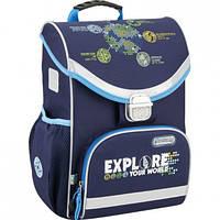 Рюкзак школьный каркасный 529 Discovery Kite (DC16-529S)