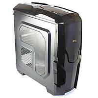 """Корпус GTL Gaming Q2 Black, без БП, ATX / Micro ATX / Mini ITX, 2 x 3.5mm, USB2.0 x 2, USB3.0 x 1, 5.25"""" x 1, 3.5"""" x 4, 2.5"""" x 2, 4.15 kg, акриловое"""