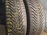 Зимние шины бу 205/55 R16 Goodyear