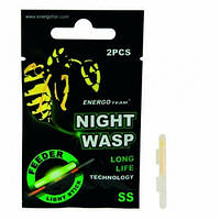 Светлячок ET с креплением на Feeder Night Wasp S 2шт