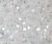 Рубка Preciosa Чехия №05051/846 белый, граненная
