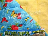 Одеяло открытый мех
