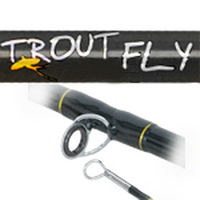 Вудлище ET нахлист Trout Fly 2.4 м 8' 4/5 Compozit