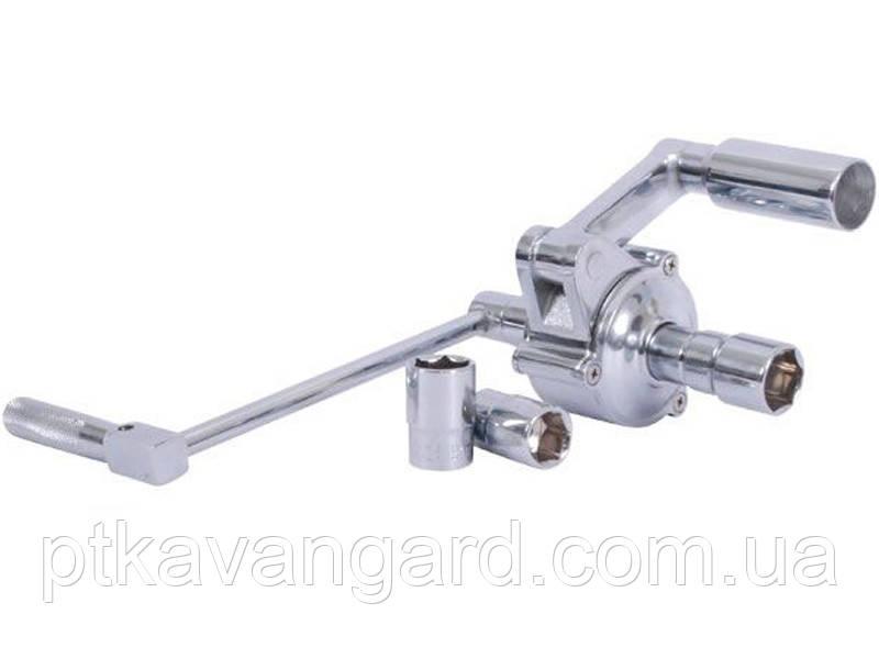 Ключ баллонный роторный для легковых автомобилей 180 мм INTERTOOL XT-0003