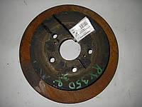 Диск тормозной задний Lexus RX350 09-13 (Лексус РХ350)  (Оригинальный № 4243148080)