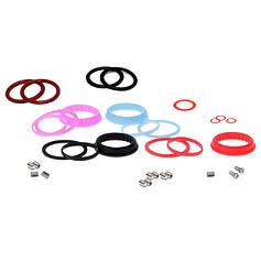 O-rings (о-ринги), винты, ремкомплекты