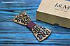 Галстук-бабочка I&M Craft из дерева (050026)