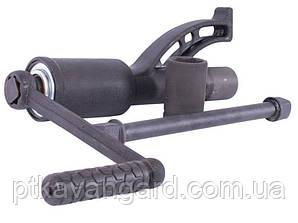 Ключ баллонный роторный для грузовых автомобилей 310 мм 1:56, 5000Nm, головки 32, 33мм, INTERTOOL XT-0004