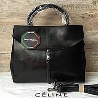Женская кожаная сумка Celine оптом