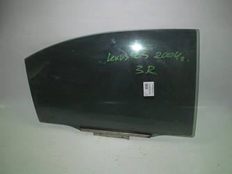 Стекло двери заднее правое Lexus ES 2004 Lexus Другие модели (Лексус (Другие модели))
