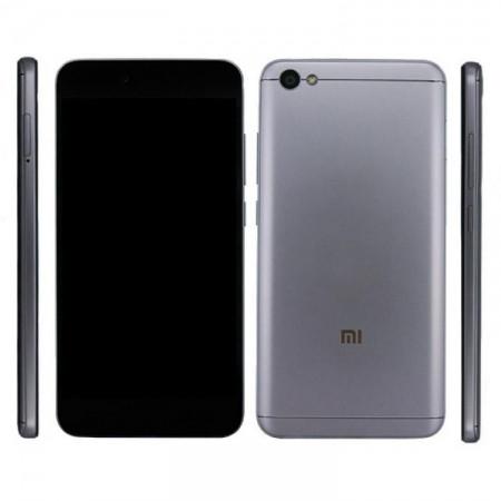 "Смартфон Xiaomi Redmi Note 5A 2/16Gb Grey, 13/5Мп, 4 ядра, 2sim, 5.5"" IPS, 3080mAh, 4G"