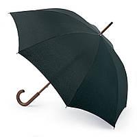 Мужской зонт-трость Fulton Kensington-1 L776 Black черный