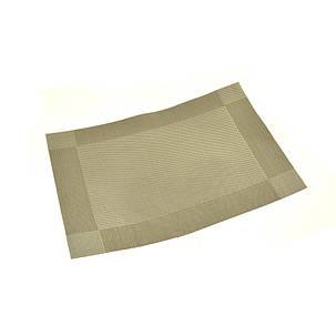 Моющаяся салфетка, сет на стол Helios бронза 30х45см 6911, фото 2