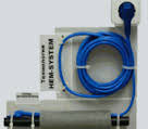 Кабель двужильный FS 280Вт/м со встроенным термостатом(ограничителем) 28м