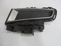 Заглушка ПТФ левая седан рест Mazda 3 BK 03-08 (Мазда 3 БК)  (Оригинальный № BR5H-50C21)