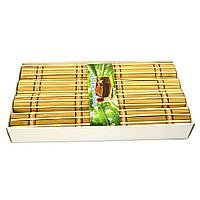 Набор бамбуковых салфеток Helios 4 шт 9825