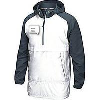 Куртка командная длинная до колен или ниже колен с вышивкой лого вашей команды. Выездная куртка длинная теплая