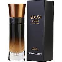 Мужская Парфюмерная Вода Giorgio Armani Code Profumo 90 ml