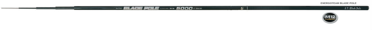 Махове вудлище Energofish ET Blade Pole 6 м 5-15г 179г карбон IM-12 Hand Made (11011600)