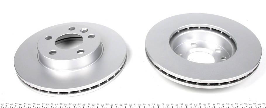 Тормозные задние диски на транспортер т4 авто ру т4 транспортер
