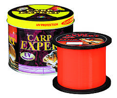 Леска Energofish Carp Expert UV Fluo Orange 1000m 0.25mm 8.9kg (30114825)
